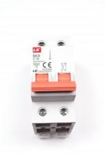 MAGNETOTERMICO BKN 1P+N C-16A 06120206R0