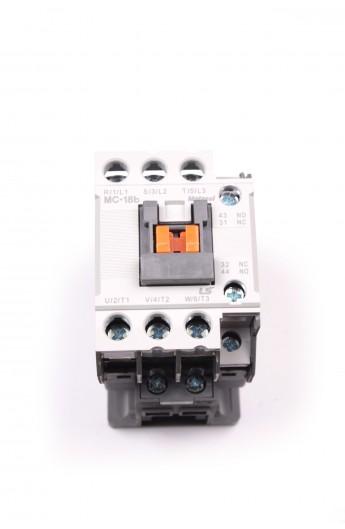 CONTACTOR MC-18B AC 24V 50/60Hz 1A1B 3P 1346000100