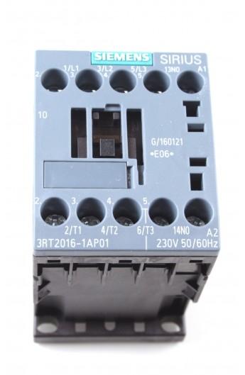 CONT.AC-3 4Kw 400V 1NA AC 230V S00 TORN. 3RT2016-1AP01