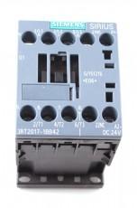 CONT.AC-3 5,5Kw 400V 1NC DC 24V S00 TORN 3RT2017-1BB42
